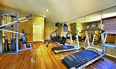 Fitness Weight Room, Palomino Crossing, 1