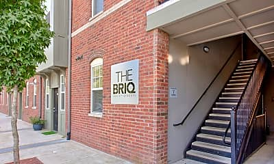 Building, BRIQ of 4th Street, 2
