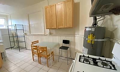 Kitchen, 2059 Berkeley Way, 1