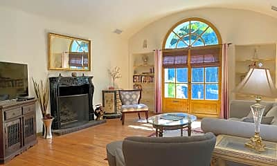 Living Room, 2000 N Highland Ave 8, 1