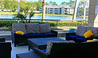 Patio / Deck, Ocean Park Of Ponte Vedra, 1
