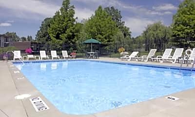 Pool, Briarlane Apartments, 0