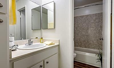 Bathroom, Promenade Apartments, 2