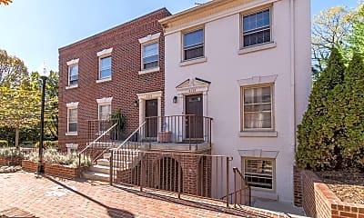Building, 4341 Massachusetts Ave NW 4341, 0