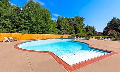 Pool, Horizons at Indian River Apartment Homes, 1