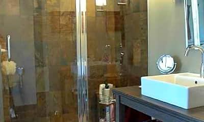 Bathroom, Motor Wheel Lofts, 2