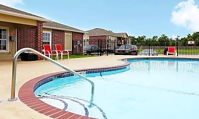 Pool, Montecito Springs, 1