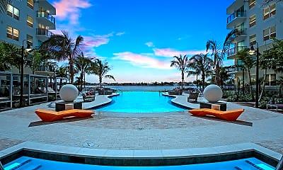 Pool, Aura Seaside, 0