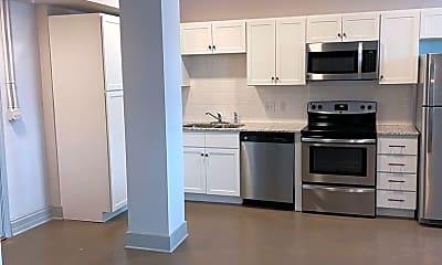 Kitchen, 14 Union St N, 1
