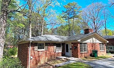 Building, 2073 E Roxboro Rd NE B, 0
