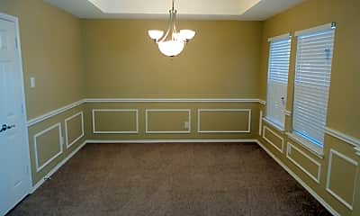 Bedroom, 208 Diann Street, 1