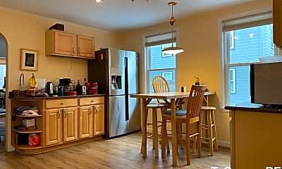 Kitchen, 25 Cedar St, 1