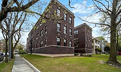 Building, 1416 Hampton Blvd, 1