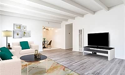 Living Room, 2321 Florida St B, 1