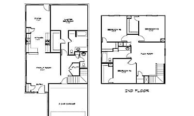 Bedroom, 25722 Hazy Elm Ln, 2