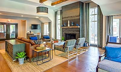 Living Room, Arrive Buckhead, 0