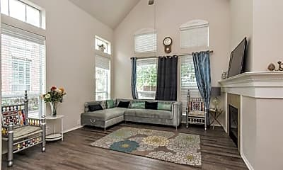 Living Room, 7131 Drummond Dr, 1