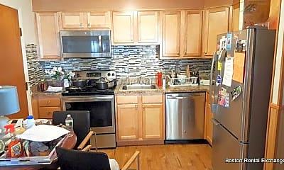 Kitchen, 240 Belmont St, 1