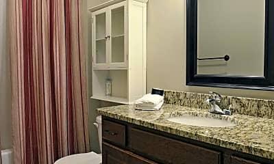Bathroom, Sterchi Lofts, 2