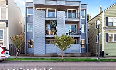 Patio / Deck, 2106 N 30th St, 2