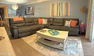 Living Room, 4850 Ocean Beach Blvd 108, 1
