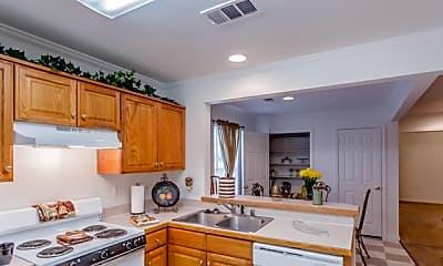 Kitchen, SteepleChase Apartments, 0