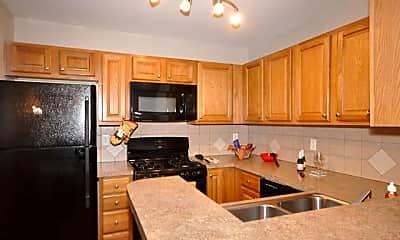 Kitchen, 300 City Line Avenue Northeast Unit #2, 2