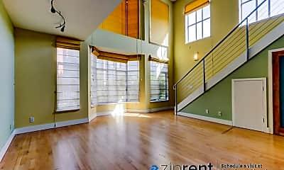 Living Room, 725 Tehama Street, 2, 1