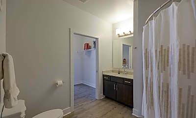 Bathroom, Pulliam Square, 2
