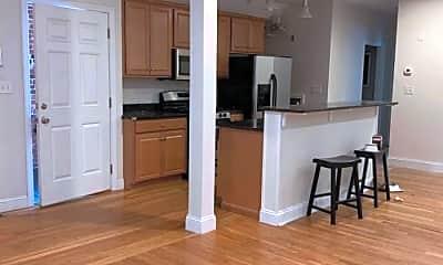 Kitchen, 14 Homer St, 1