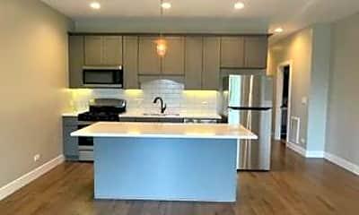 Kitchen, 1347 W 47th St, 1