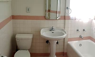 Bathroom, 2936 Cesar Chavez, 2