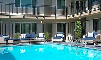 Pool, Vivante Apartments, 0