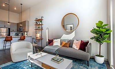 Living Room, Spur at Iliff Station, 1