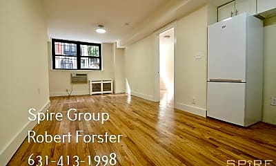 Living Room, 255 W 75th St 1J, 0