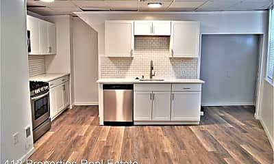Kitchen, 12 Boundary St, 1