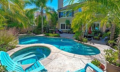 Pool, 24371 Las Palmas St, 2