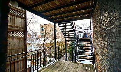 Patio / Deck, 2023 W Thomas St, 2