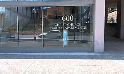 Christ Church Harbor, 1