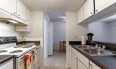 Kitchen, Astoria, 1