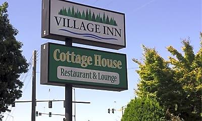 Village Inn Apartments, 1