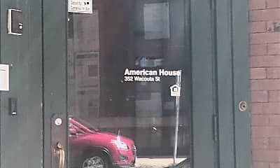 American House, 1