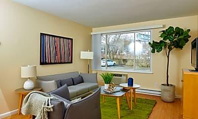 Living Room, 27 Golden Hill Street, 1