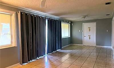 Living Room, 8952 SW 10th Terrace, 2
