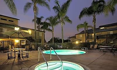 Pool, Vista Point, 1
