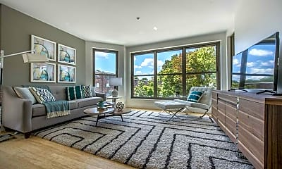 Living Room, 40 Malvern Street, 1