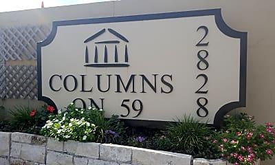 Columns on 59, 1
