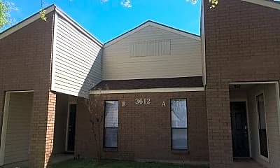 Building, 3612 Choctaw St, 1