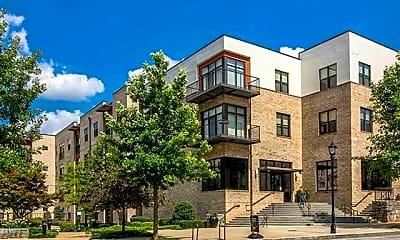 Building, 525 Glen Iris Dr NE Unit #1, 0