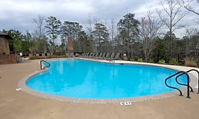 Pool, 1041 Inverness Cove Way, 2